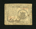 Colonial Notes:Continental Congress Issues, Continental Currency February 17, 1776 $1 Very Fine....