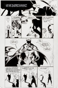 Original Comic Art:Panel Pages, P. Craig Russell Batman: Legends of the Dark Knight #43Story Page 15 Poison Ivy Original Art (DC, 1993)....