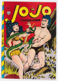 Golden Age (1938-1955):Miscellaneous, Jo-Jo Comics #22 (Fox Features Syndicate, 1948) Condition: FN/VF....