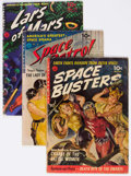 Golden Age (1938-1955):Miscellaneous, Comic Books - Assorted Golden Age Comics Group of 10 (Various Publishers, 1950s) Condition: Average GD+.... (Total: 10 Comic Books)
