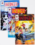 Modern Age (1980-Present):Superhero, Harbinger #0-37 and Others Group (Valiant, 1992-95) Condition:Average VF/NM.... (Total: 41 Comic Books)