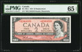 Canadian Currency: , BC-38bA $2 1954 Replacement *B/B Prefix. ...