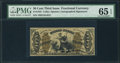 Fractional Currency:Third Issue, Fr. 1355 50¢ Third Issue Justice PMG Gem Uncirculated 65 EPQ.. ...