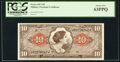 Military Payment Certificates:Series 641, Series 641 $10 PCGS Choice New 63PPQ. . ...
