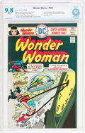 Bronze Age (1970-1979):Superhero, Wonder Woman #220 (DC, 1975) CBCS NM/MT 9.8 White pages....