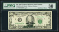 Error Notes:Ink Smears, Fr. 2079-F $20 1993 Federal Reserve Note. PMG Very Fine 30.. ...
