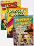Golden Age (1938-1955):Science Fiction, Mystery in Space Group of 13 (DC, 1952-59) Condition: AverageVG.... (Total: 13 Comic Books)