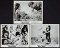 "Movie Posters:Sexploitation, Faster, Pussycat! Kill! Kill! (Eve Productions, 1965). Photos (3)(8"" X 10""). Sexploitation.. ... (Total: 3 Items)"