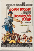 """Movie Posters:Comedy, Donovan's Reef (Paramount, 1963). One Sheet (27"""" X 41""""). Comedy.. ..."""