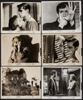 """Movie Posters:Hitchcock, Psycho (Paramount, 1960). Photos (13) (8"""" X 10""""). Hitchcock.. ...(Total: 13 Items)"""