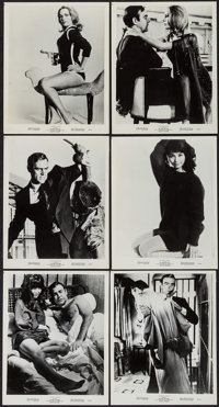 """You Only Live Twice (United Artists, 1967). Photos (9) (8"""" X 10""""). James Bond. ... (Total: 9 Items)"""