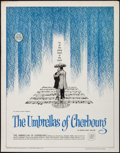 "Movie Posters:Foreign, The Umbrellas of Cherbourg (Allied Artists, 1965). First U.S. Release Vertical Half Sheet (22"" X 28""). Foreign.. ..."