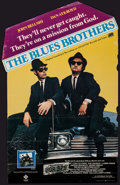 "Movie Posters:Comedy, The Blues Brothers (Universal, 1980). Original Soundtrack AlbumPoster (14.5"" X 23.5""). Comedy.. ..."