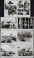 "Movie Posters:War, Apocalypse Now (United Artists, 1979). Photos (17) (8"" X 10"").War.. ... (Total: 17 Items)"
