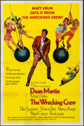 """Movie Posters:Action, The Wrecking Crew & Others Lot (Columbia, 1969). One Sheets(19) (27"""" X 41""""), Half Sheet (22"""" X 28""""), Lobby Card Sets of 8 (...(Total: 45 Items)"""