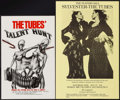 """Movie Posters:Rock and Roll, The Tubes' Talent Hunt & Other Lot (Boarding House, 1976).Concert Posters (2) (11"""" X 17"""" & 13"""" X 20""""). Rock and Roll..... (Total: 2 Items)"""