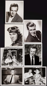"Paul Kelly & Others Lot (RKO, 1941). Photos (7) (8"" X 10""). Miscellaneous. ... (Total: 7 Items)"