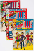Silver Age (1956-1969):Romance, Millie the Model Group of 29 (Marvel, 1968-74) Condition: AverageVF.... (Total: 29 Comic Books)