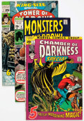 Bronze Age (1970-1979):Horror, Marvel Bronze Age Horror Comics Group of 30 (Marvel, 1971-74) Condition: Average FN/VF.... (Total: 30 Comic Books)