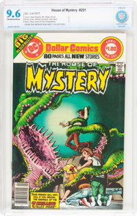 House of Mystery #251 (DC, 1977) CBCS NM+ 9.6 Off-white to white pages