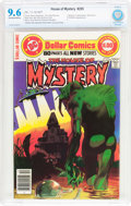 Bronze Age (1970-1979):Horror, House of Mystery #255 (DC, 1977) CBCS NM+ 9.6 Off-white to whitepages....