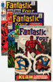 Fantastic Four Group of 28 (Marvel, 1966-70) Condition: Average FN/VF.... (Total: 28 Comic Books)