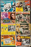"Movie Posters:Foreign, The Greatest Love & Others Lot (Lux Film, 1952). Mexican LobbyCards (35) (11"" X 14"" - 12.5"" X 17""). Foreign.. ... (Total: 35Items)"