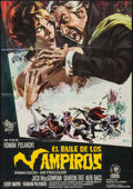 """Movie Posters:Comedy, The Fearless Vampire Killers (MGM, 1969). Spanish One Sheet (27"""" X 38.5""""). Comedy.. ..."""