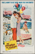 """Movie Posters:Comedy, It Started in Naples & Others Lot (Paramount, 1960). One Sheets (4) (27"""" X 41""""). Comedy.. ... (Total: 4 Items)"""