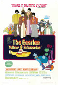 "Movie Posters:Animated, Yellow Submarine (United Artists, 1968). One Sheet (27"" X 41""). ..."