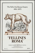"""Movie Posters:Foreign, Fellini's Roma & Others Lot (United Artists, 1972). One Sheets (2) (26.5"""" X 39.5"""" & 27"""" X 41"""") & French Grande (47"""" X 63""""). ... (Total: 3 Items)"""