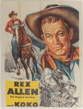 Fine Art - Work on Paper:Print, American School (20th Century). Group of Four Movie Posters. Color prints. 54 x 41 inches (137.2 x 104.1 cm) (sheet, lar... (Total: 4 Items)