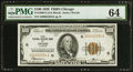 Fr. 1890-G $100 1929 Federal Reserve Bank Note. PMG Choice Uncirculated 64