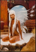 "Movie Posters:Musical, Cher: Prisoner (Isis Productions, 1979). Album Poster (23.25"" X 43.5""). Musical.. ..."