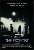 "Movie Posters:Horror, The Exorcist & Other Lot (Warner Brothers, R-2000). One Sheets (2) (26.75"" X 39.75"" & 27"" X 40""). Horror.. ... (Total: 2 Items)"