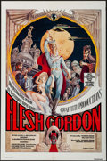 "Movie Posters:Sexploitation, Flesh Gordon (Mammoth Films, 1974). One Sheets (10) Identical (27"" X 41""). Sexploitation.. ... (Total: 10 Items)"