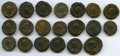 Ancients:Roman Provincial , Ancients: EGYPT. Alexandria. Lot of twenty (20) AE tetradrachms....(Total: 20 coins)