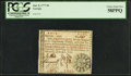 Colonial Notes:Georgia, Georgia June 8, 1777 $8 PCGS Choice About New 58PPQ.. ...