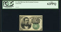 Fractional Currency:Fifth Issue, Fr. 1264 10¢ Fifth Issue PCGS New 62PPQ.. ...