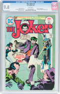 Bronze Age (1970-1979):Superhero, The Joker #1 (DC, 1975) CGC NM/MT 9.8 White pages....