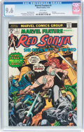Bronze Age (1970-1979):Adventure, Marvel Feature #1 Red Sonja (Marvel, 1975) CGC NM+ 9.6 Whitepages....
