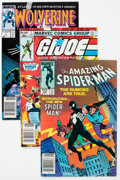 Modern Age (1980-Present):Miscellaneous, Comic Books - Assorted Modern Age Comics Group of 51 (Various Publishers, 1980s) Condition: Average VF.... (Total: 51 Comic Books)