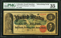 Obsoletes By State:Colorado, Grand Junction, CO- C.P. Bliss $3 Advertising Note ND. ...