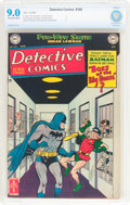 Golden Age (1938-1955):Superhero, Detective Comics #169 (DC, 1951) CBCS VF/NM 9.0 Off-white to white pages....