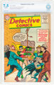 Detective Comics #218 (DC, 1955) CBCS VF- 7.5 Off-white pages