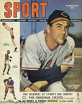 Baseball Collectibles:Publications, Cleveland Indians Publications (3) Offered here are three ... (3items)