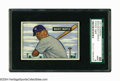 "Baseball Cards:Singles (1950-1959), 1951 Bowman Mickey Mantle #253 SGC NM/MT 88 ""Mickey is the ..."