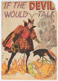 If the Devil Would Talk nn (Impact, 1950) Condition: GD
