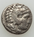 Ancients:Greek, Ancients: Lot of four Greek silver coins (ca. 450-300 BC). ...(Total: 4 coins)