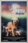 "Movie Posters:Adventure, Benji the Hunted & Others Lot (Buena Vista, 1987). One Sheets(3) (27"" X 41""). Adventure.. ... (Total: 3 Items)"